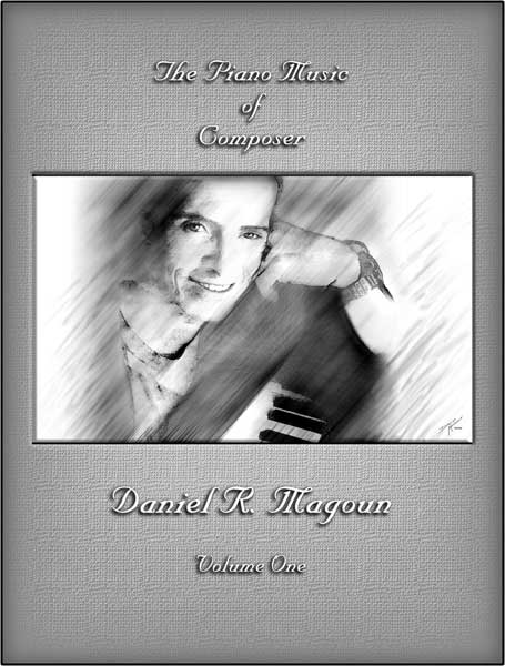 The Piano Music of Composer Daniel R. Magoun