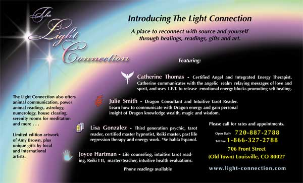 LIght Connection Ad